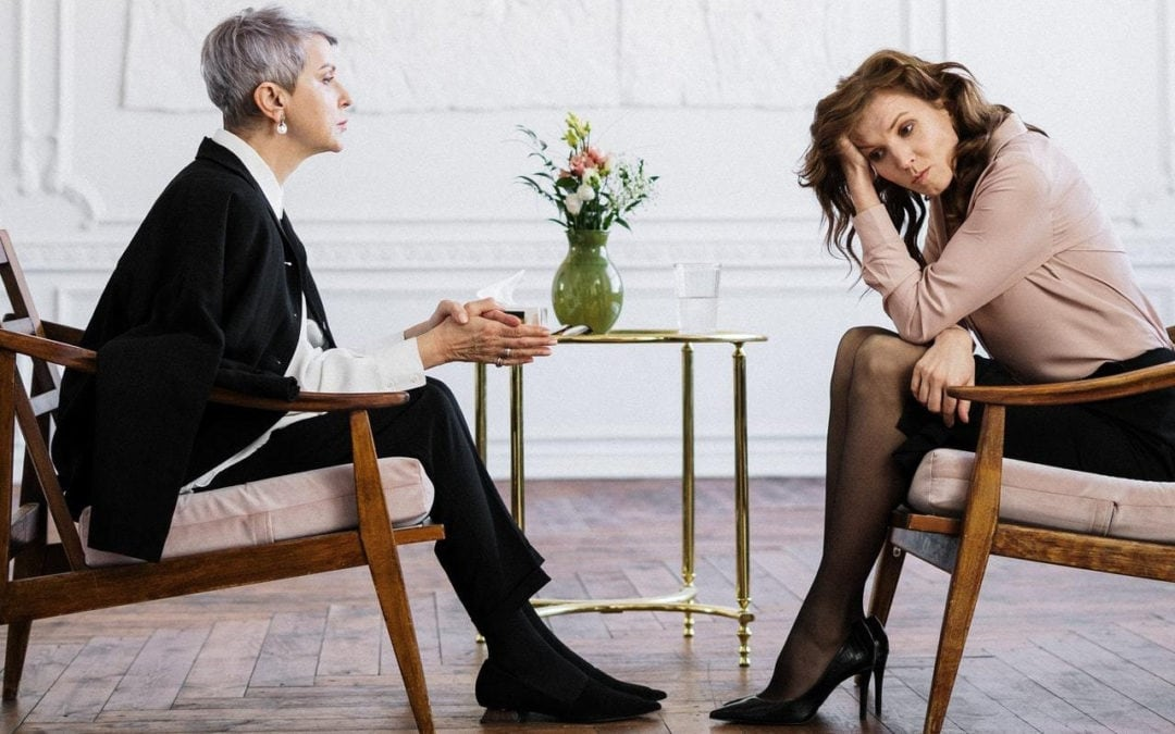Why it's so Hard to Find a Good Therapist